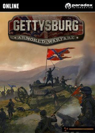 Gettysburg: Armored Warfare - wersja cyfrowa