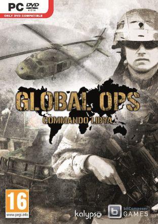 Global Ops: Commando Libya - wersja cyfrowa