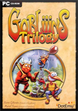 Gobliiins Trilogy - wersja cyfrowa