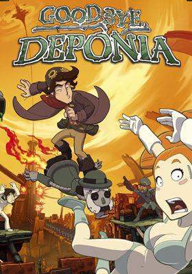 Goodbye Deponia - wersja cyfrowa