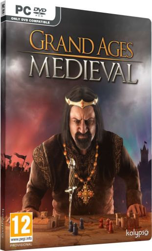 Grand Ages: Medieval - wersja cyfrowa