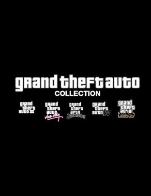 Grand Theft Auto Collection - wersja cyfrowa