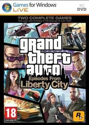 Grand Theft Auto: Episodes from Liberty City - wersja cyfrowa