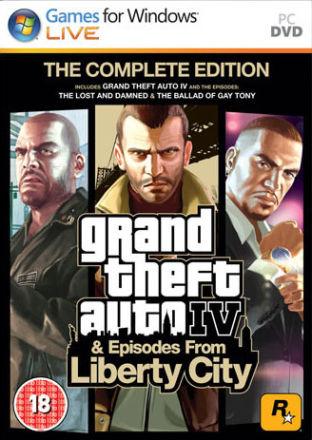 Grand Theft Auto IV Complete Edition - wersja cyfrowa
