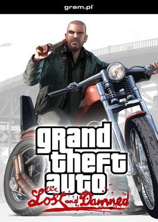 Grand Theft Auto IV: The Lost and Damned - wersja cyfrowa