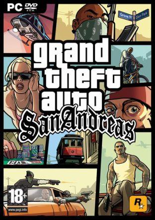 Grand Theft Auto: San Andreas - wersja cyfrowa