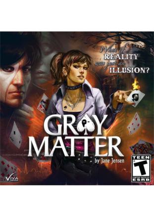 Gray Matter - wersja cyfrowa