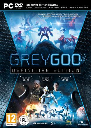 Grey Goo: Definitive Edition - wersja cyfrowa