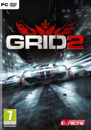 GRID 2 - GTR Racing Pack - wersja cyfrowa