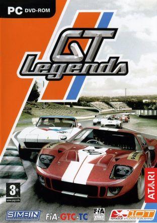 GT Legends - wersja cyfrowa