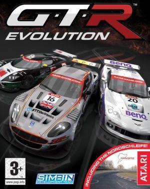 GTR Evolution - wersja cyfrowa