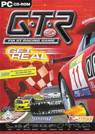 GTR: The Ultimate Racing Game - wersja cyfrowa