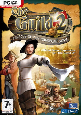 The Guild 2: Pirates of the European Seas - wersja cyfrowa