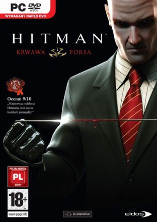 Hitman: Krwawa Forsa - wersja cyfrowa