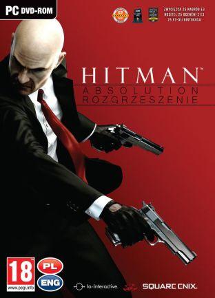 Hitman: Rozgrzeszenie: Deus Ex (Adam Jensen) Handgun - DLC