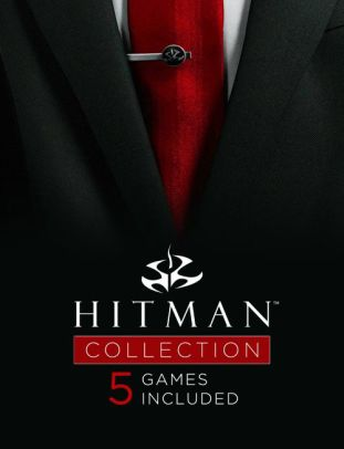 Hitman Collection - wersja cyfrowa