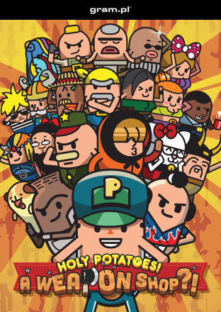 Holy Potatoes! A Weapon Shop?! - wersja cyfrowa