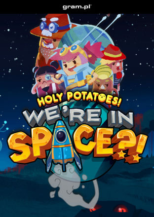 Holy Potatoes! We're in Space?! - wersja cyfrowa