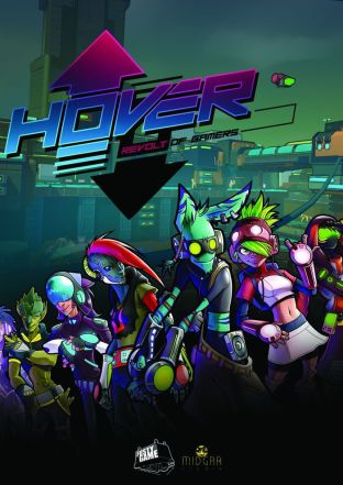 Hover: Revolt of Gamers - wersja cyfrowa