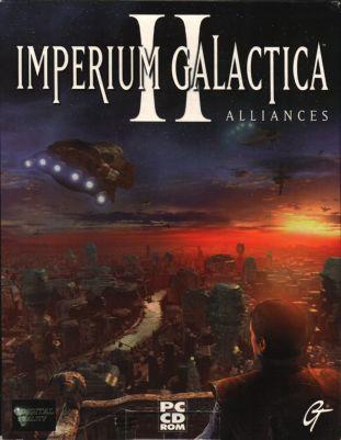 Imperium Galactica II - wersja cyfrowa