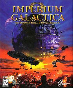 Imperium Galactica - wersja cyfrowa