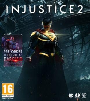 Injustice 2 - wersja cyfrowa