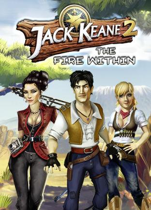 Jack Keane 2 - The Fire Within - wersja cyfrowa