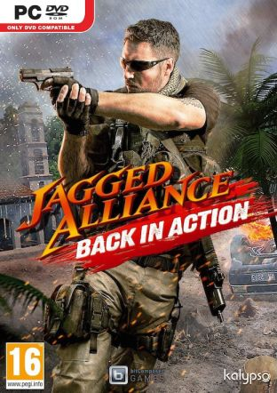 Jagged Alliance: Back in Action - wersja cyfrowa