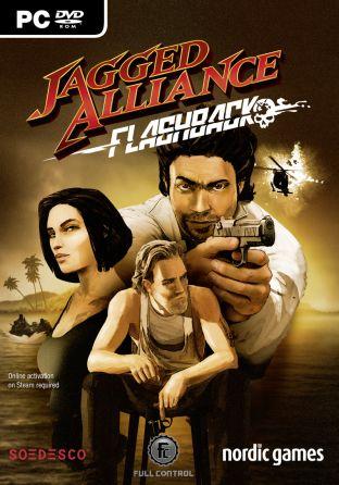 Jagged Alliance: Flashback - wersja cyfrowa