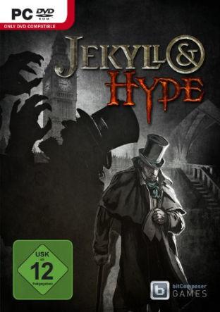 Jekyll & Hyde - wersja cyfrowa