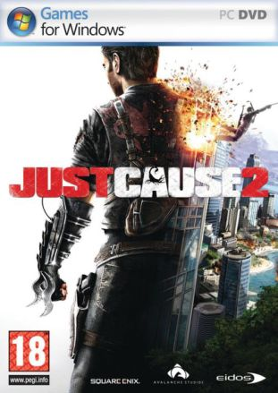 Just Cause 2: Agency Hovercraft - DLC