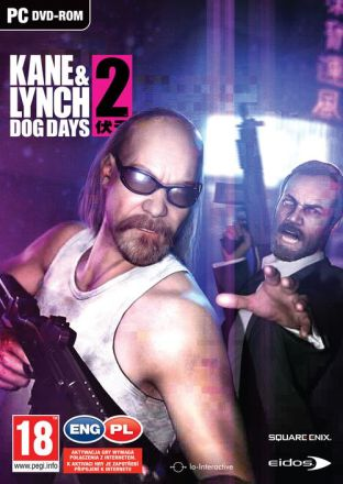 Kane & Lynch 2: Dog Days - wersja cyfrowa