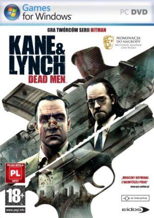 Kane & Lynch: Dead Men - wersja cyfrowa