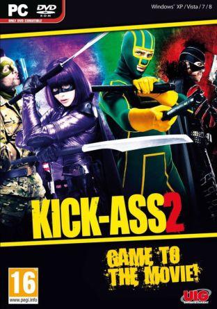 Kick-Ass 2 - wersja cyfrowa