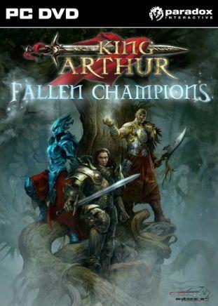 King Arthur: Fallen Champions - wersja cyfrowa