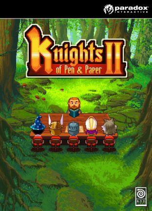 Knights of Pen & Paper 2 - wersja cyfrowa