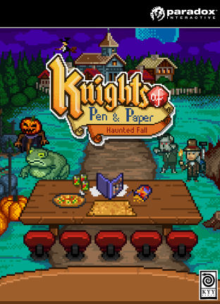 Knights of Pen & Paper: Haunted Fall - DLC