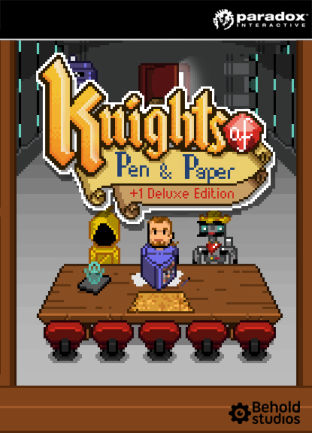 Knights of Pen & Paper +1 Deluxe Edition - wersja cyfrowa