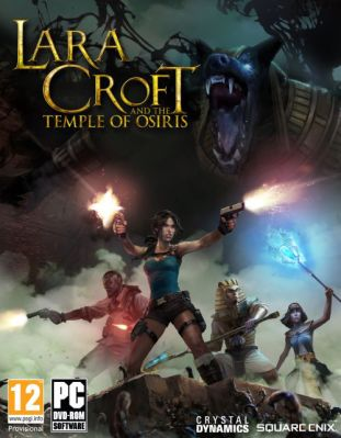 Lara Croft and the Temple of Osiris: Twisted Gears Pack - DLC