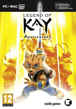 Legend of Kay - Anniversary PC - MAC - wersja cyfrowa