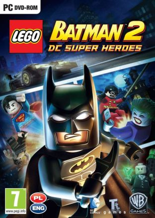 LEGO Batman 2: DC Super Heroes - wersja cyfrowa