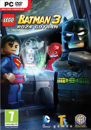 LEGO Batman 3: Poza Gotham - wersja cyfrowa