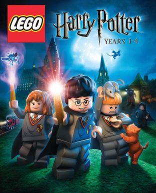 LEGO: Harry Potter Lata 1-4 - wersja cyfrowa