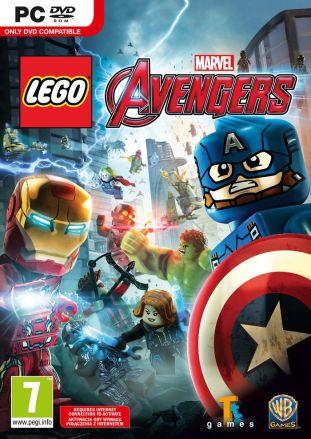 LEGO Marvels Avengers - wersja cyfrowa