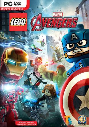 LEGO Marvels Avengers Season Pass - wersja cyfrowa