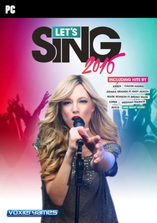 Lets Sing 2016 - wersja cyfrowa