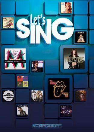 Lets Sing - wersja cyfrowa