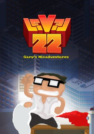 Level 22, Garys Misadventures - wersja cyfrowa
