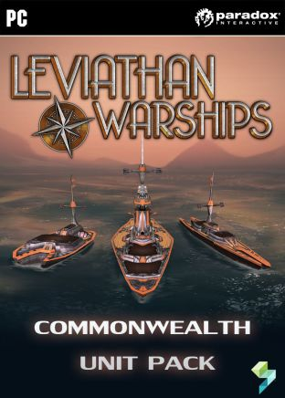 Leviathan Warships: Commonwealth Unit Pack - DLC