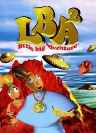 Little Big Adventure 2 - wersja cyfrowa